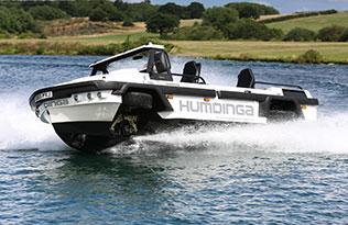 Humdinga p2 – water view