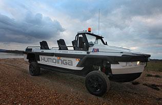 Humdinga p2 sea 2 – on land