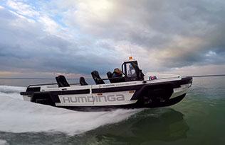 Humdinga p2 sea 2 – on water