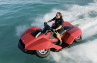 Quadski video