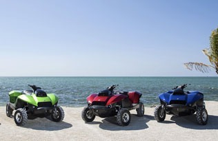 Quadski XL video